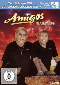 Cover Amigos - Babylon [DVD]
